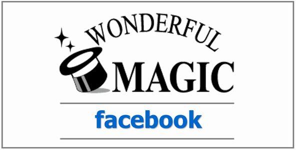 マジシャン池田太郎のFacebook